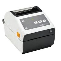 "ZD420 Healthcare Printer, 4"" Direct Thermal, 203 dpi, with BTLE, USB, USB Host & Ethernet"