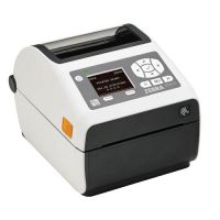 Drukarka Zebra ZD620d-HC, LOCK, LCD, 203 dpi, WLAN, Bluetooth, Ethernet, USB, USB Host, RS232, BTLE